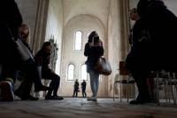 Klasztor pocysterski w Eberbach wywołał na wszystkich wielkie wrażenie<br />Autor: Grzegorz Pachla