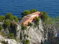 Willa Curzio Malaparte na Capri